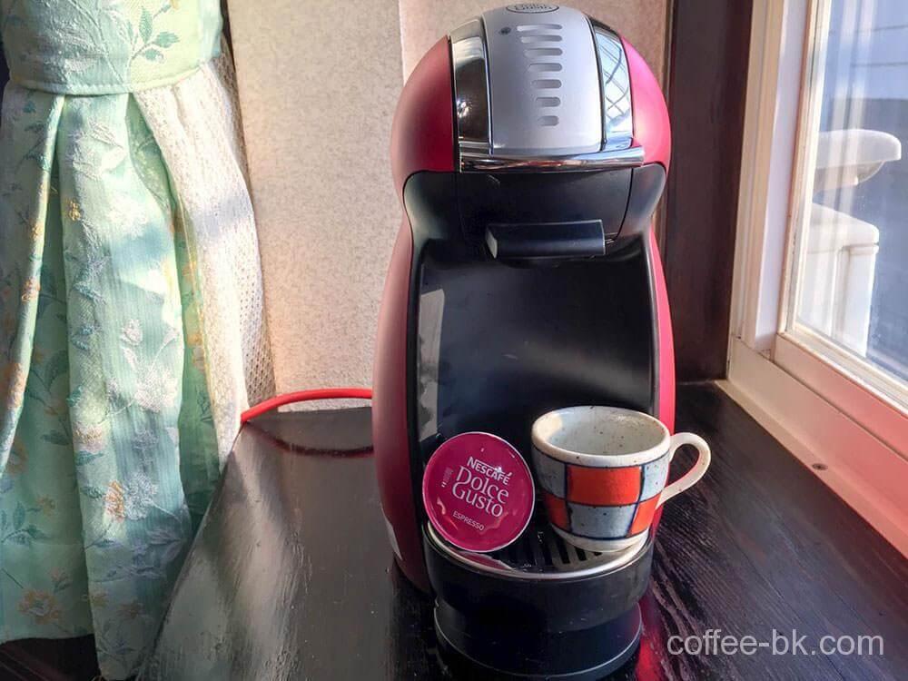 自宅用コーヒーマシンなら『ネスカフェ ドルチェグスト』がオススメな5つの理由