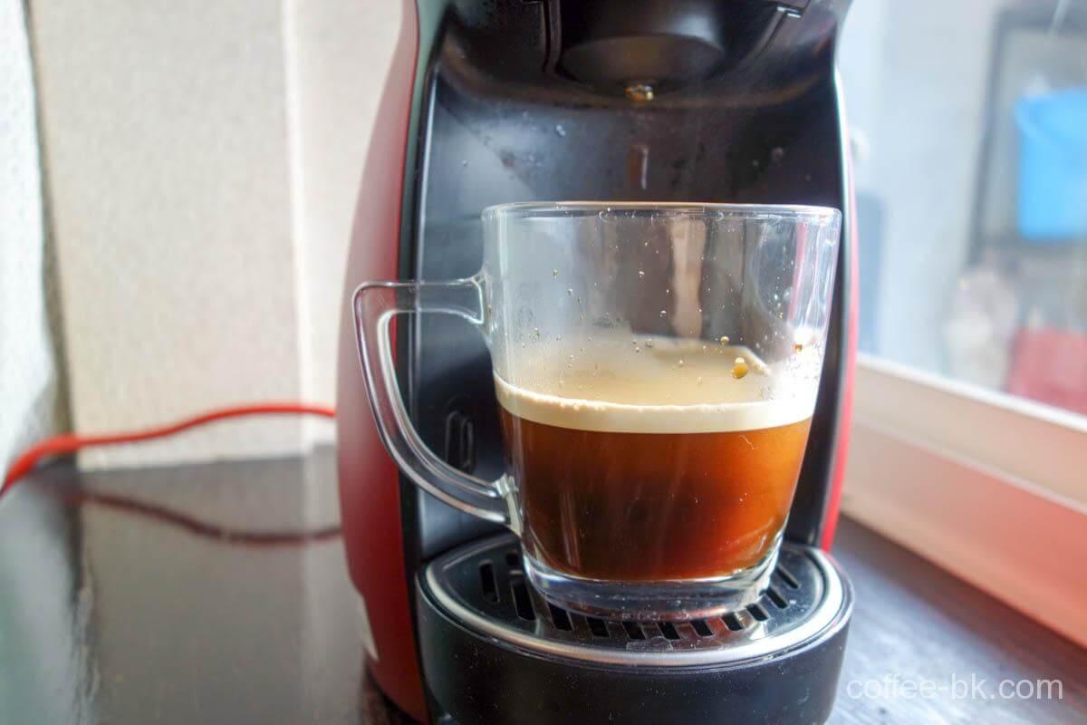ドルチェグストのコーヒーは美味しいのか