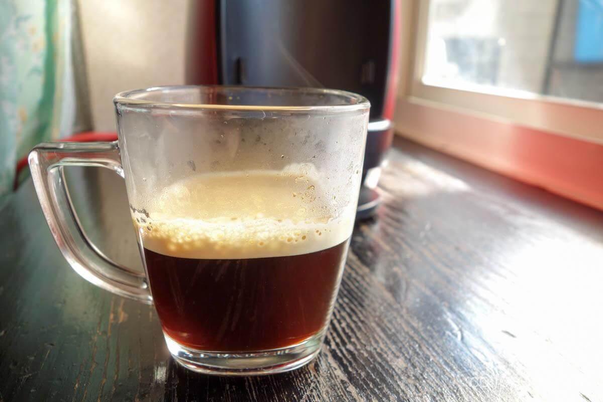 ドルチェグストのレギュラーブレンドカフェインレスを飲んでみて