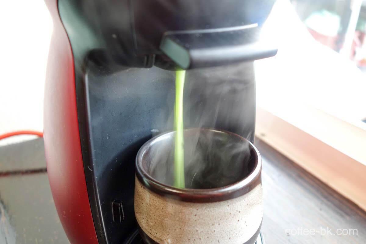 抹茶の香りがとても良い