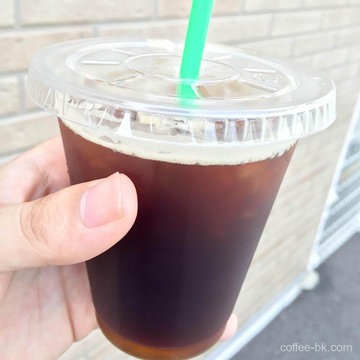 サークルK アイスコーヒー