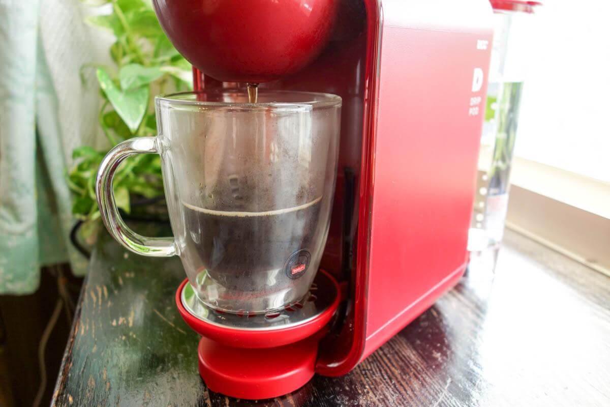 とても静かなコーヒーメーカー
