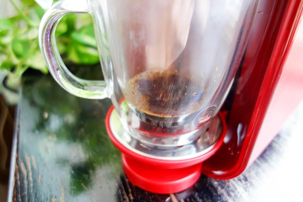 プロのハンドドリップを再現してくれるコーヒーメーカー