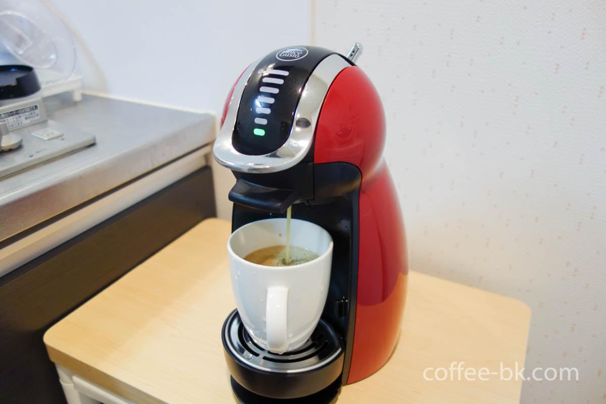 『ドルチェグスト』はコーヒーから抹茶までメニューの豊富さが魅力