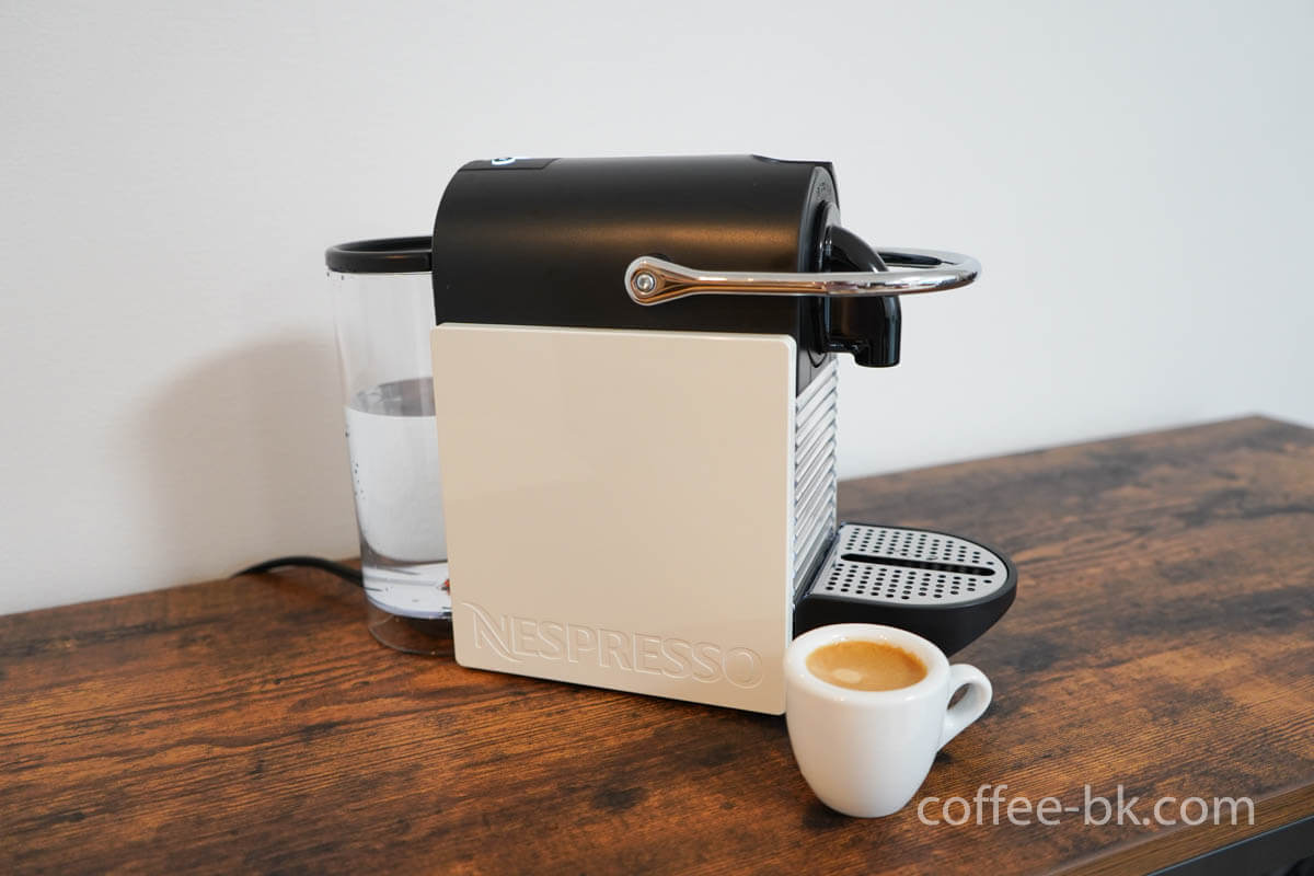 ネスレのコーヒーメーカー『ネスプレッソ』とは?