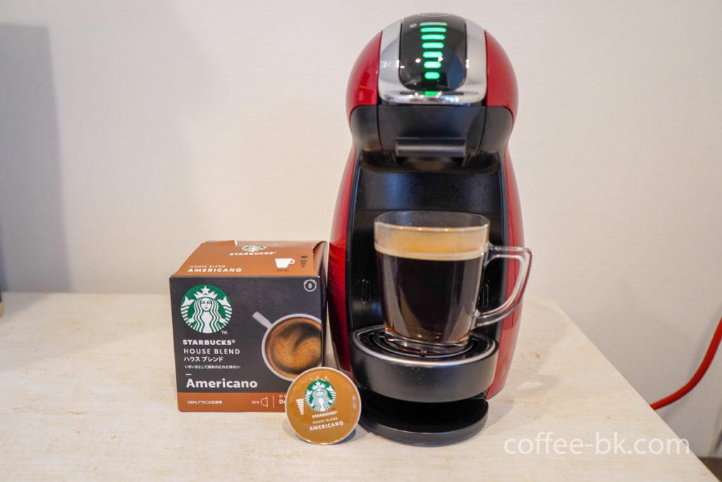 『スターバックス ハウス ブレンド ネスカフェ ドルチェ グスト 専用カプセル 12P (12杯分)』