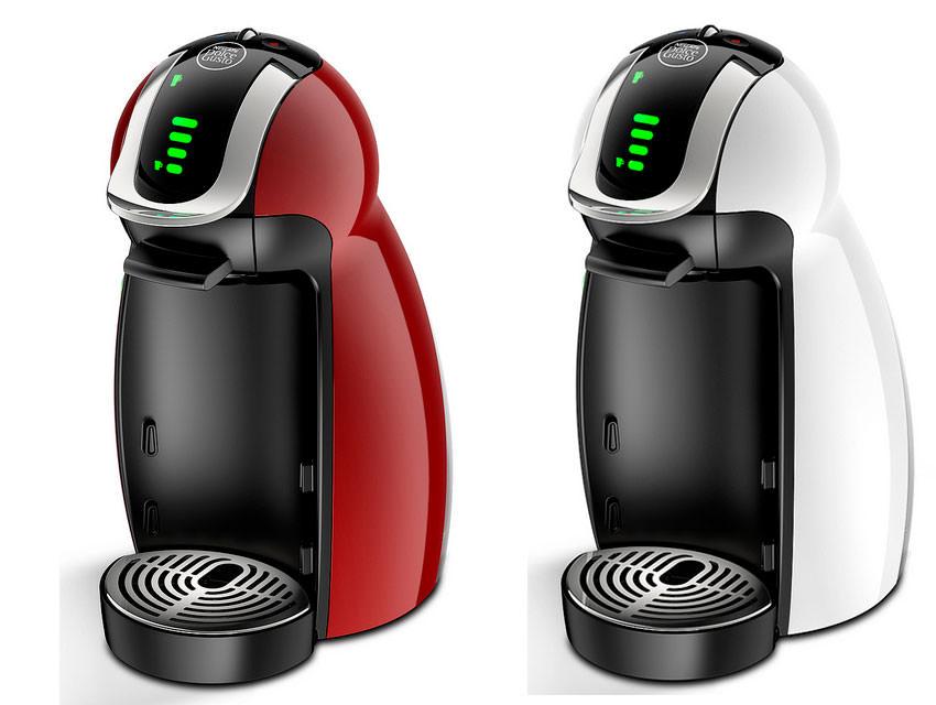 『ネスカフェ ドルチェグスト ジェニオ アイ』の特徴は「Bluetooth・スマホ対応」